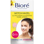 Bioré Witch Hazel Nose Strips 6 st