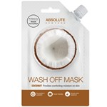 Absolute New York Spout Mask Coconut Wash Off 25 g