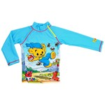 Swimpy UV-Shirt Bamse Stl 98-104