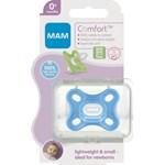 MAM Comfort Newborn napp 1-pack Blue
