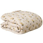 Garbo&Friends Mimosa Muslin Filled Quilt Filt