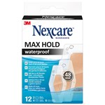Nexcare Max Hold plåster 12 st