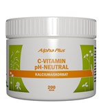 Alpha Plus C-Vitamin pH-Neutral 200 g