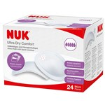 NUK Ultra Dry Comfort Amningsinlägg 24 st