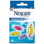 Nexcare Tattoo Aqua barnplåster 10 st