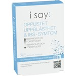 I Say: Uppblåsthet & IBS-symptom 30 kapslar