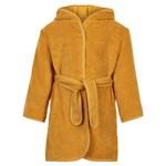 Pippi Organic Bath Robe Yellow
