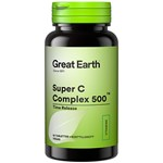 Great Earth Super C Complex 500 mg 60 tabletter