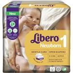 Libero Newborn 1 2-5 kg 24 st