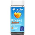 Pharbio Omega-3 Active 110st