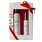 Apolosophy Pro-Age Rosé Daycream & Cleansing Lotion presentbox