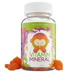 Monkids Vitamin+Mineral Tuggisar 60st