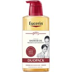 Eucerin pH5 Shower Oil Duopack parfymerad 2x400 ml