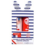 INUWET Bunnies in Paris Lip Balm Gift Set 2 x 3,5 g