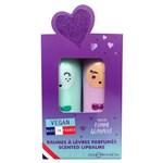 INUWET Perfect Love Lip Balm Gift Set 2 x 3,5 g
