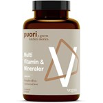 Puori VM Multi Vitamin & Mineraler 60 kapslar