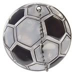 Glimmis Reflex Fotboll Svart