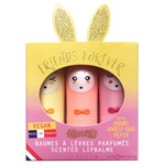 INUWET Friends Forever California Lip Balm Gift Set 3 x 3,5 g
