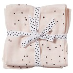 Done by Deer Swaddle Dreamy Dots Powder 2-pack