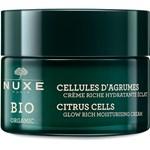 Nuxe Organic Rich Glow Moisturising Cream 50 ml