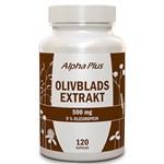 Alpha Plus Olivbladextrakt 120 kapslar