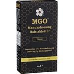 MGO Manukahonung 300+ Halstabletter Citron 60 g