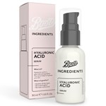 Boots Ingredients Hyaluronic Acid Serum 30 ml