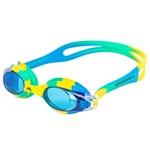 Aquarapid Swimkid Swim Goggle Kids 2-6 yrs Yellow/Blue