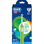 Oral-B Junior Green 6+ år Eltandborste