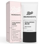 Boots Ingredients Hyaluronic Acid Moisturiser 30 ml