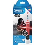 Oral-B Kids Eltandborste Star Wars för 3+