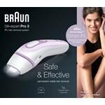 Braun Silk·expert Pro 3 PL3012 IPL Permanent Hårborttagning
