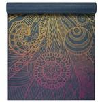 Gaiam 4 mm Classic Printed Vivid Zest Yoga Mat