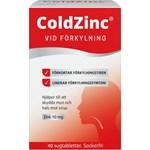 ColdZinc Sugtablett 40 st