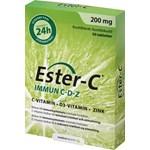 Ester-C Immun C-D-Z 30 tabletter