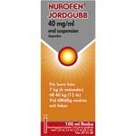 Nurofen Jordgubb Oral suspension 40mg/ml Plastflaska, 100 ml med doseringsspruta