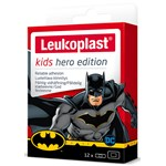 Leukoplast Kids Hero edition Batman 4st 38x63mm/8st 19x56mm