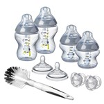 Tommee Tippee CTN Bottle Starter Kit Boy Owl