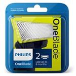 Philips OneBlade QP220/50 Ersättningsrakblad 2-pack