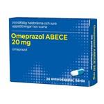ABECE Omeprazol 20 mg 28 kapslar i blister