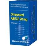 ABECE Omeprazol 20 mg 28 kapslar i burk