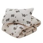 Garbo&Friends Blackberry Muslin Baby Bed Set SE