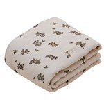 Garbo&Friends Blackberry Filled Muslin Blanket