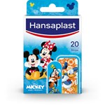 Hansaplast Mickey & Friends Kids Plåster 20 strips