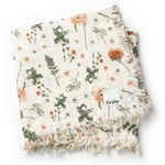 Elodie Soft Cotton Blanket Meadow Blossom