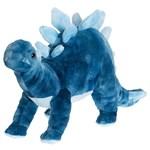 Teddykompaniet Teddy Dino Stor Blå