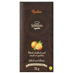 Clean Eating Mörk Choklad med Apelsin 75 g
