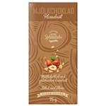 Clean Eating Mjölkchoklad med Hasselnöt 75 g