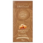 Clean Eating Mjölkchoklad Salted Caramel Choklad 75 g