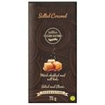 Clean Eating Mörk Choklad Salted Caramel Choklad 75 g